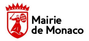 logo mairie monaco
